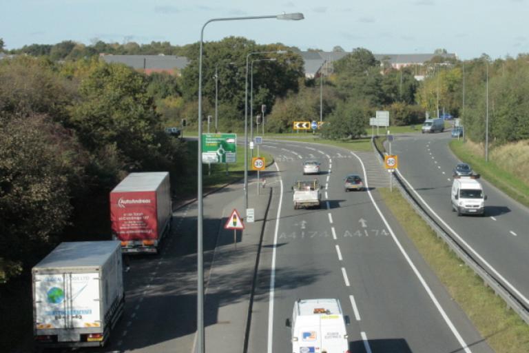 A4174_Bristol__ring__road_at_Siston_Common_-_geograph.org_.uk_-_1550800