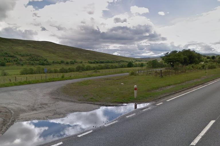 A9 cycle path (via StreetView)