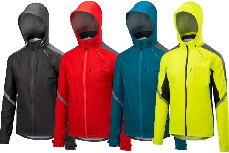 Altura Cyclone Jacket header