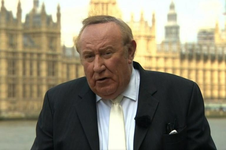 Andrew Neil (via iPlayer)