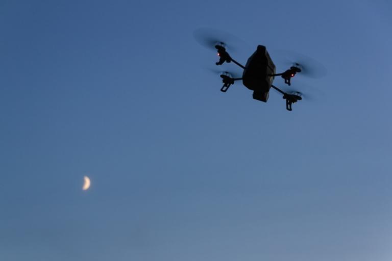 Ar Drone (CC licensed by Lee via Flickr)