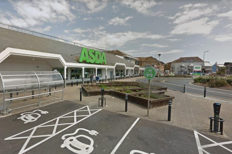 Asda Brighton Marina (via StreetView)