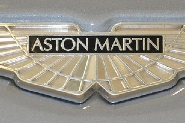 Aston Martin badge (licensed CC BY ND 2.0 on Flickr by Lee Crowley).jpg