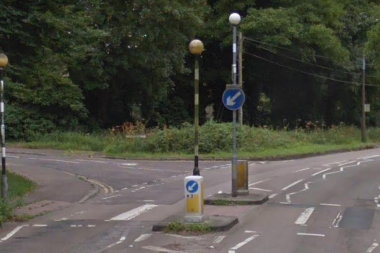 Audley End Road (via StreetView)