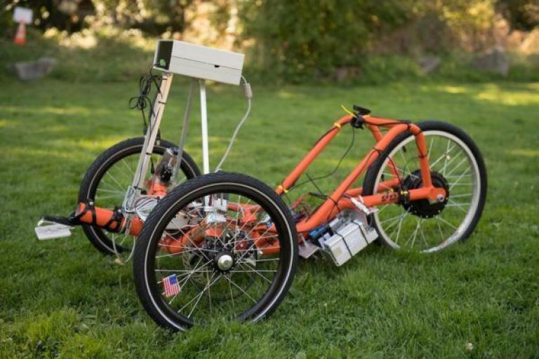 Autonomous tricycle - image via UoW.jpg