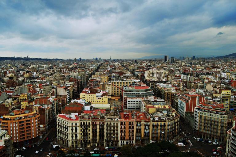 Barcelona blocks - image CC licensed via shawnleishman on Flickr.jpg