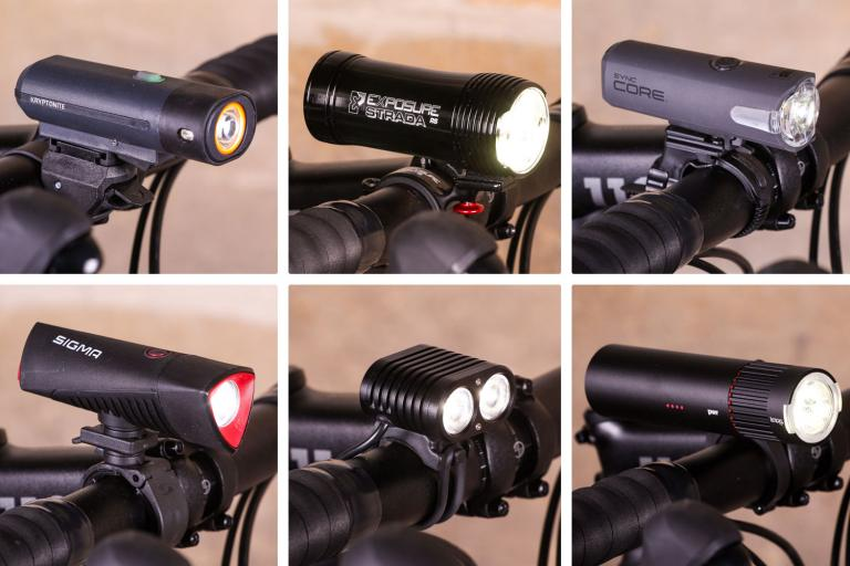 The best 2018 front lights for cycling October 2018