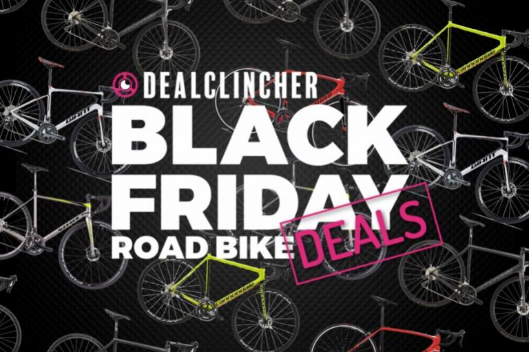 Best Black Friday Road Bike Cycling Deals