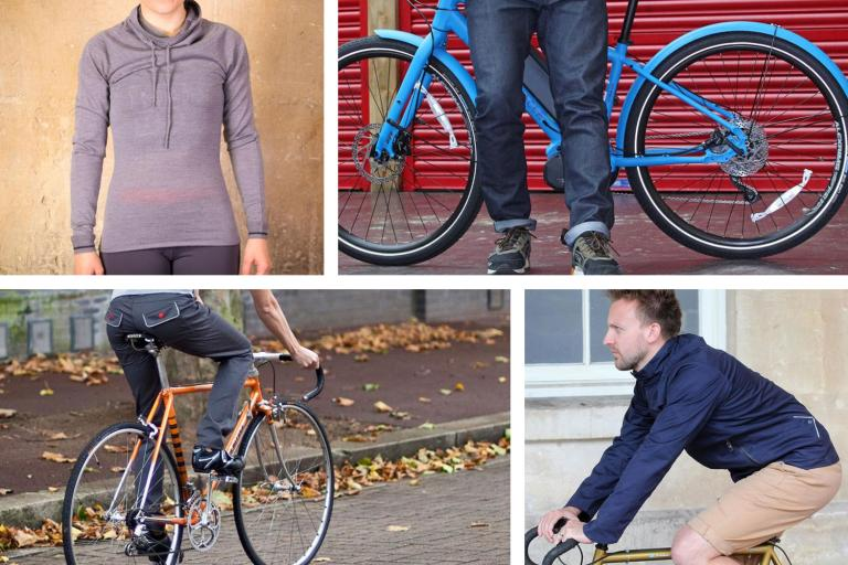 Best casual cycling commuter wear July 2018