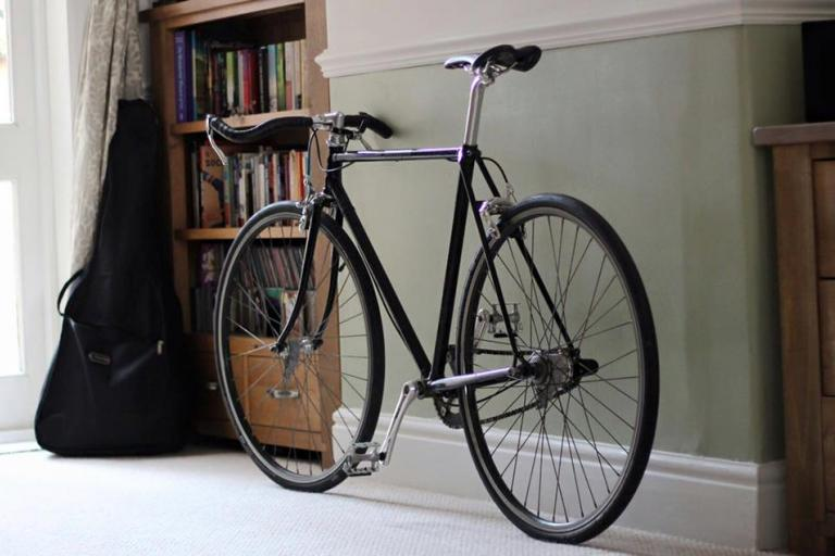 Bike looted from house in York (source Claire Shanks on Twitter).jpg