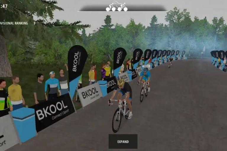 Bkool simulator