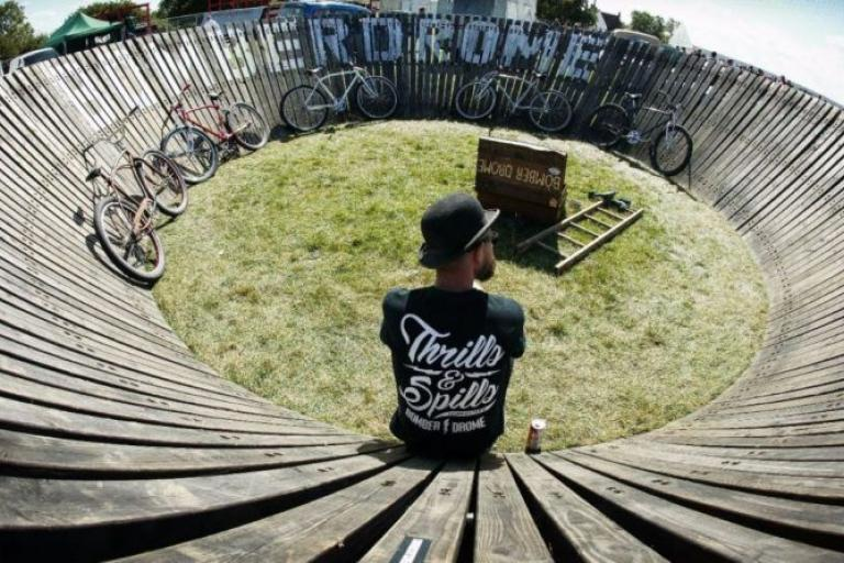 Bomberdrome - bicycle Wall of Death (picture via eBay).jpg