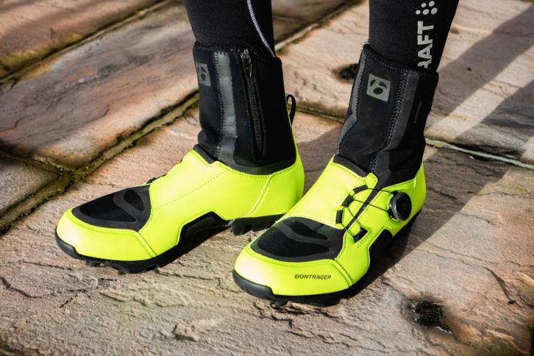 Bontrager JWF winter shoes