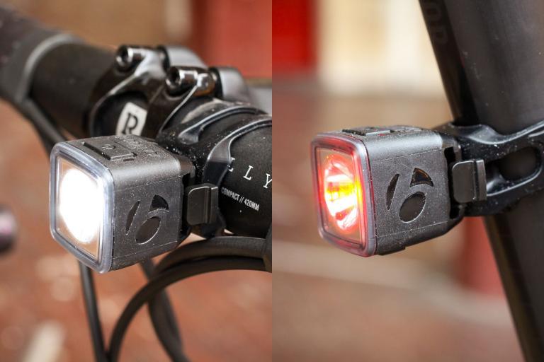 Bicycle Light Reviews >> Review Bontrager Ion 100 R Flare R City Bike Light Set