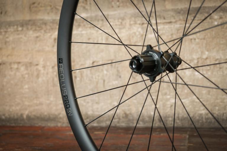 Bontranger Aeolus Pro 3V gravel wheels-4