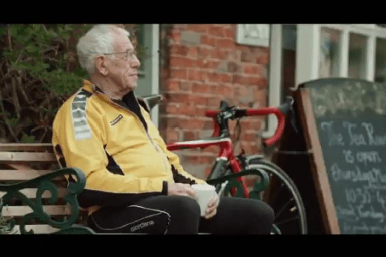 Brian Musson in ITV Tour de Yorkshsire 2017 advert (source Twitter video still).PNG