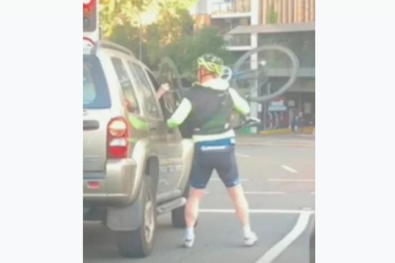 Brisbane road rage.PNG