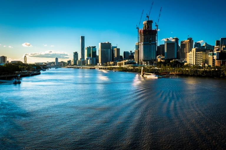 Brisbane skyline (CC licensed by jakhei89 via Flickr)
