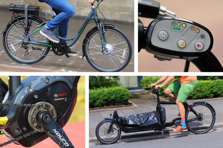 Buyer's guide to electric bikes July 2018