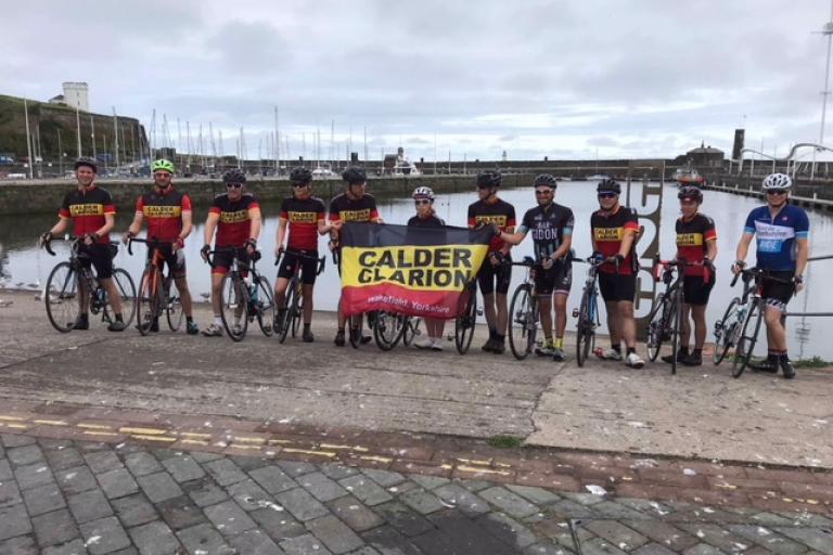 Calder Clarion complete Coast 2 Coast ride.JPG