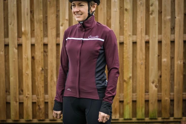 Castelli Cycing Transparante W womens jersey -1