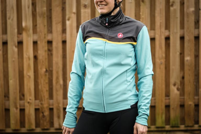 Castelli Cycling Mitica W womens jacket-1