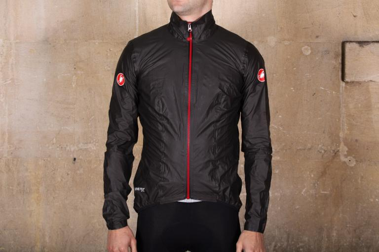 Review Castelli Alpha Winter Jacket Road Cc