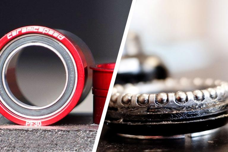 Ceramic bearings the pros and cons Nov 2018