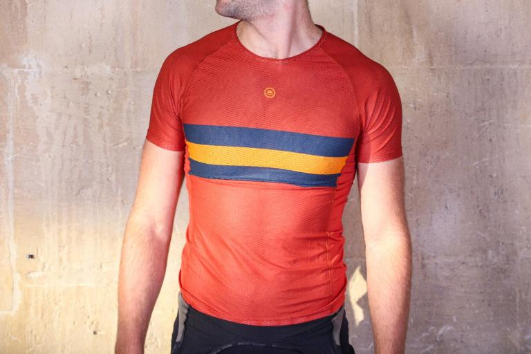 Mens Craft Base Layer Red Xs Pre-owned Activewear Men's Clothing
