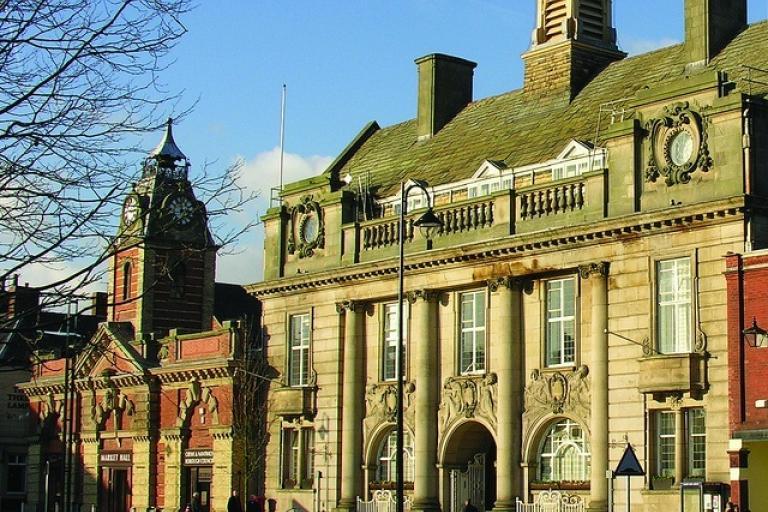 Cheshire East Council Municipal Buildings, Crewe (Cheshire East Council).jpg