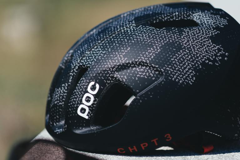 caccbf6a94 CHPT3 collaborate with POC for new helmet and sunglasses. David Millar s  CHPT3 and Swedish helmet and apparel brand POC have teamed up for a special  version ...