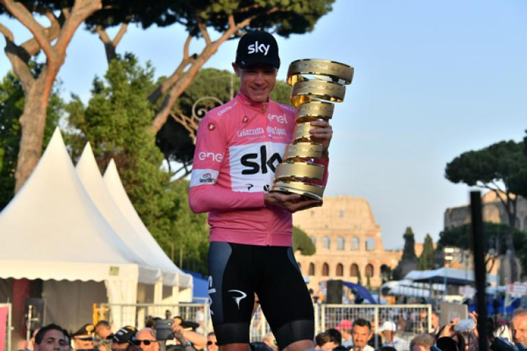 5dc9833a2 Chris Froome wins the Giro d Italia