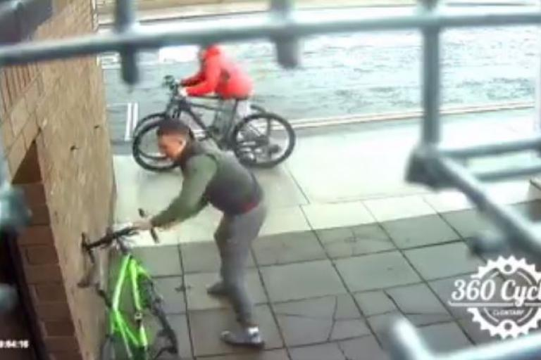 Clontarf bike thief (360 Cycles via Facebook).JPG