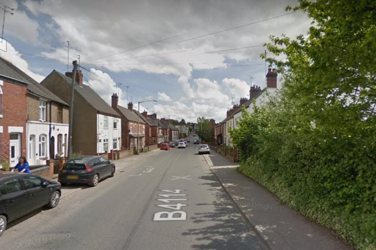 Coleshill Road, Ansley Common (via Google Street View).PNG