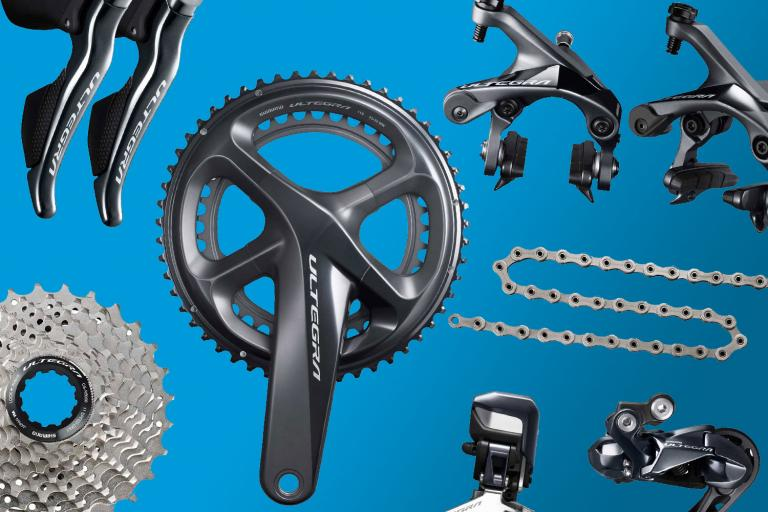 Complete guides to Shimano groupsets August 2018