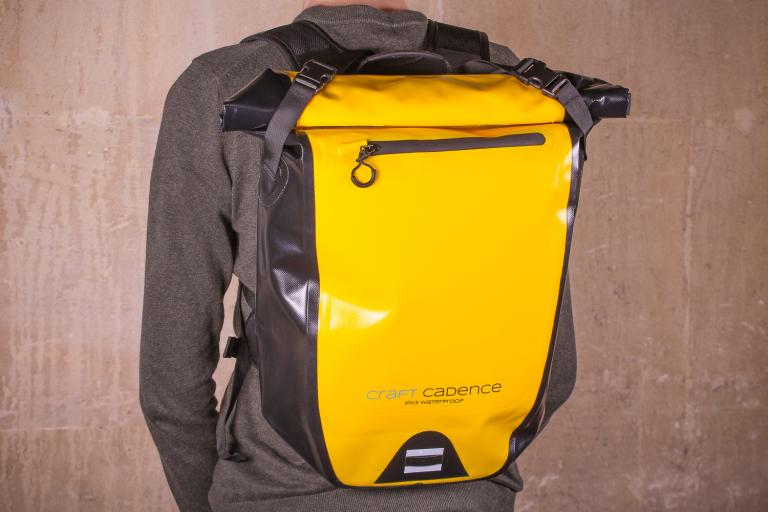 fa66db31822e Review  Craft Cadence IPX5 Waterproof 30 Litre Roll Top Backpack ...