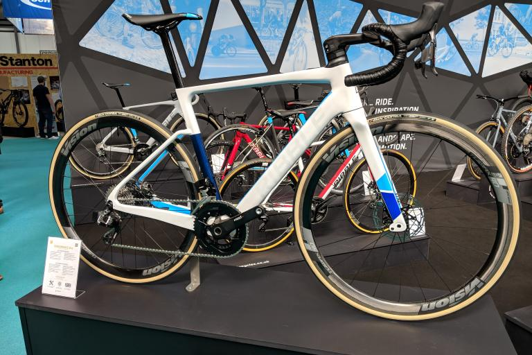 Cycle Show 2018 Ribble SL-E
