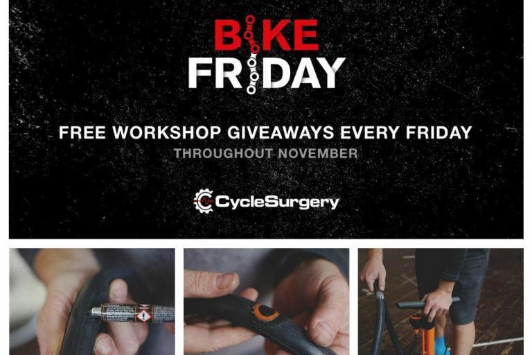Cycle Surgerys Puncture Repair Bike Friday.jpg
