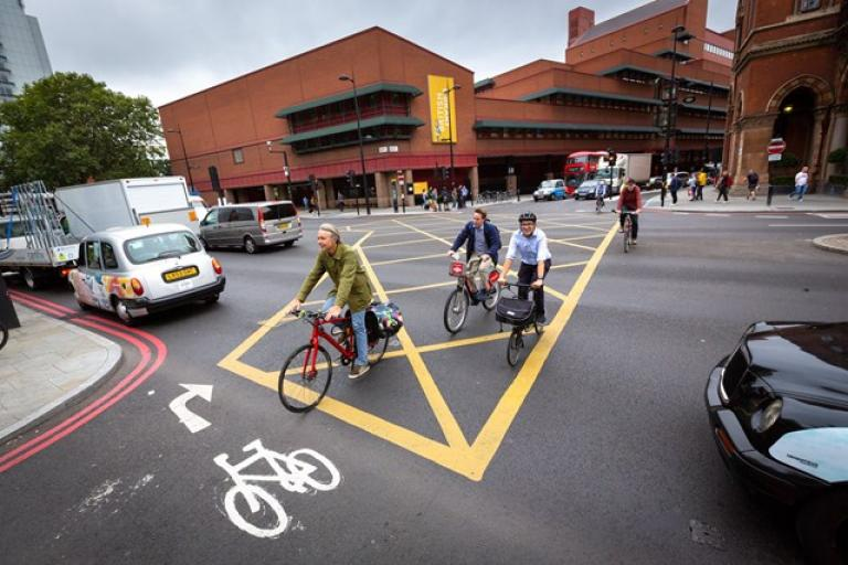 Cycleway 6 extension (picture Transport for London)
