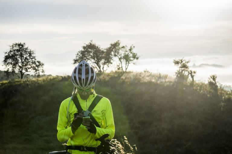 Cycling phone