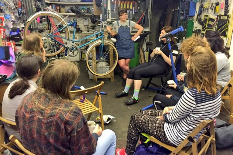 Cycling grants (TfL)