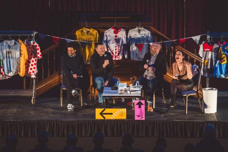 The Cycling Podcast theatre show