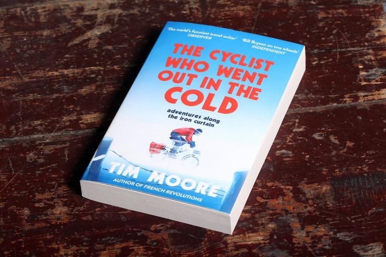 The Cyclist who went out in the cold by Tim Moore.jpg