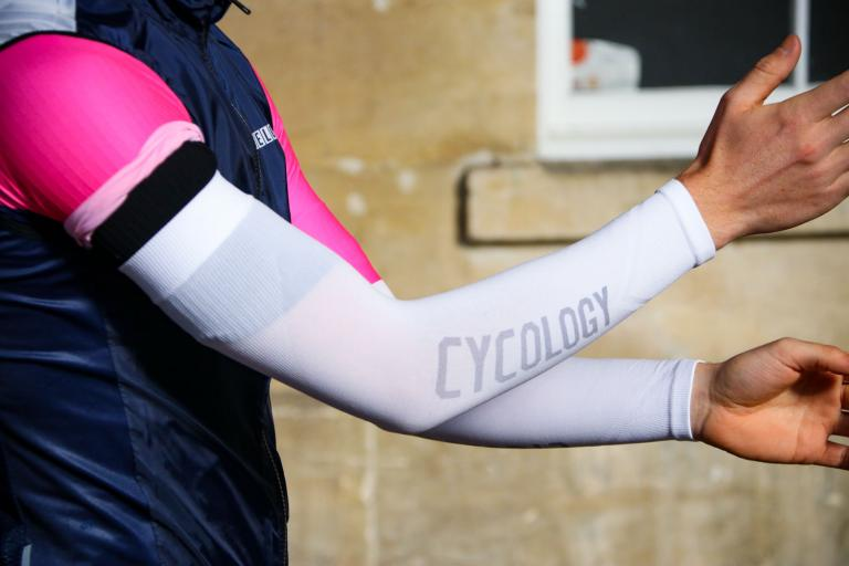 Cycology Logo Sun Sleeves