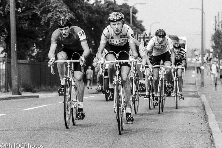 Dave Rayner 1984 National Junior Champs (Phil O'Connor)