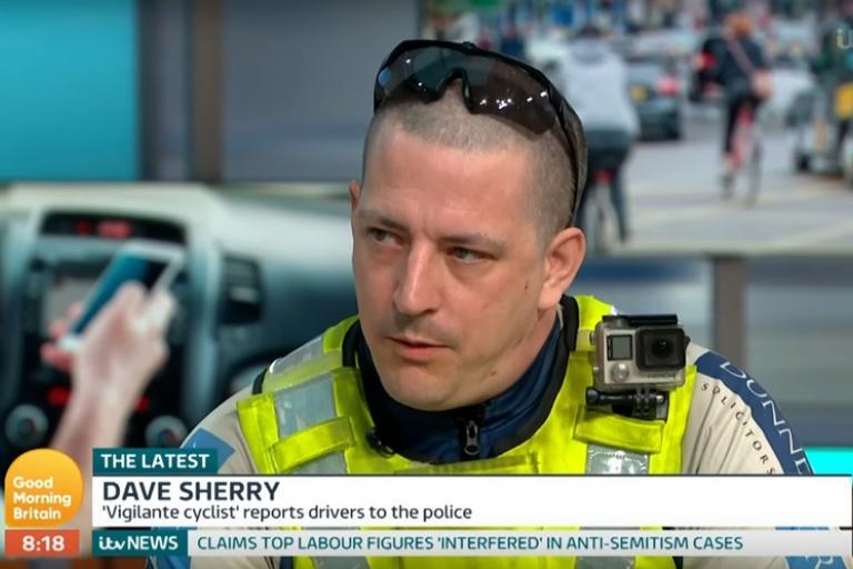 Dave Sherry (Good Morning Britain)