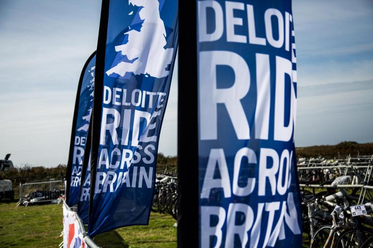 Deloitte Ride Across Britain