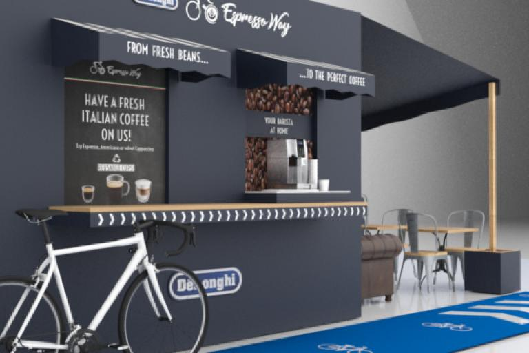 De'Longhi Cycle-Thru Coffee Shop