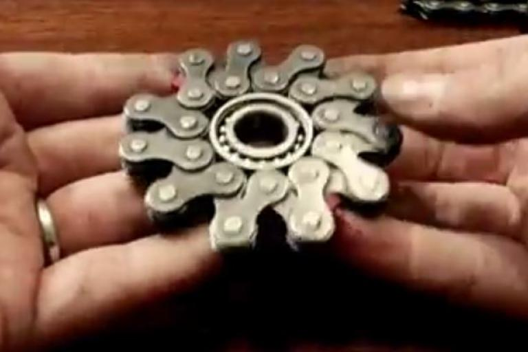 DIY fidget spinner (via Chain Reaction Cycles on Facebook).JPG