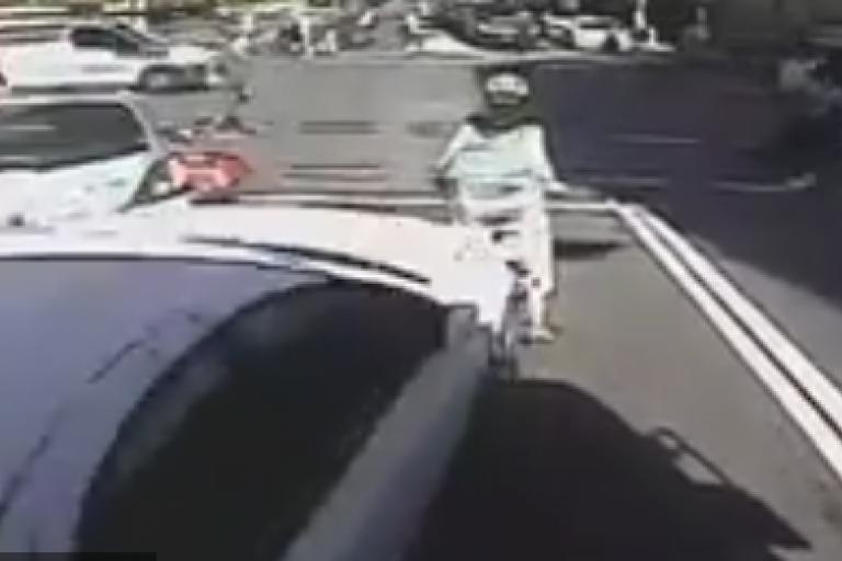 Driver rear-ends Sydney cyclist (via news.com_.au).PNG
